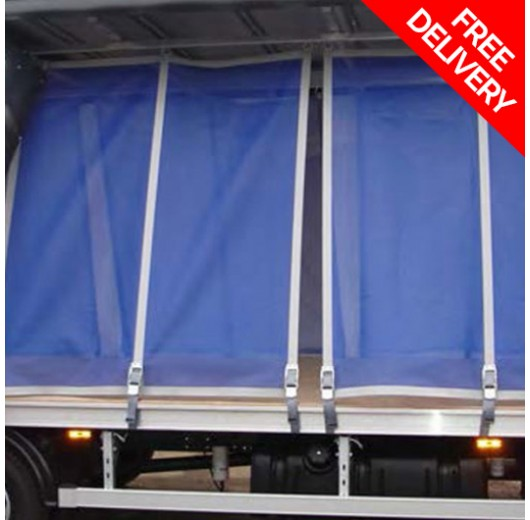 (BUY 6) HGV Side Mesh Containment Nets 3.6M x 2.0M