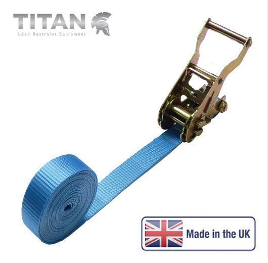 1500kg Ratchet Strap Endless 4Metres
