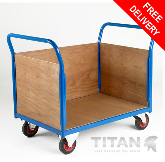 3 Sided Platform Truck Ply Panels