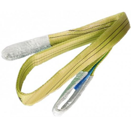 3Tonne Lifting Sling 4Metre (Yellow)
