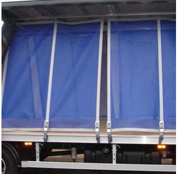 HGV Side Mesh Containment Net 3.6M x 2.0M