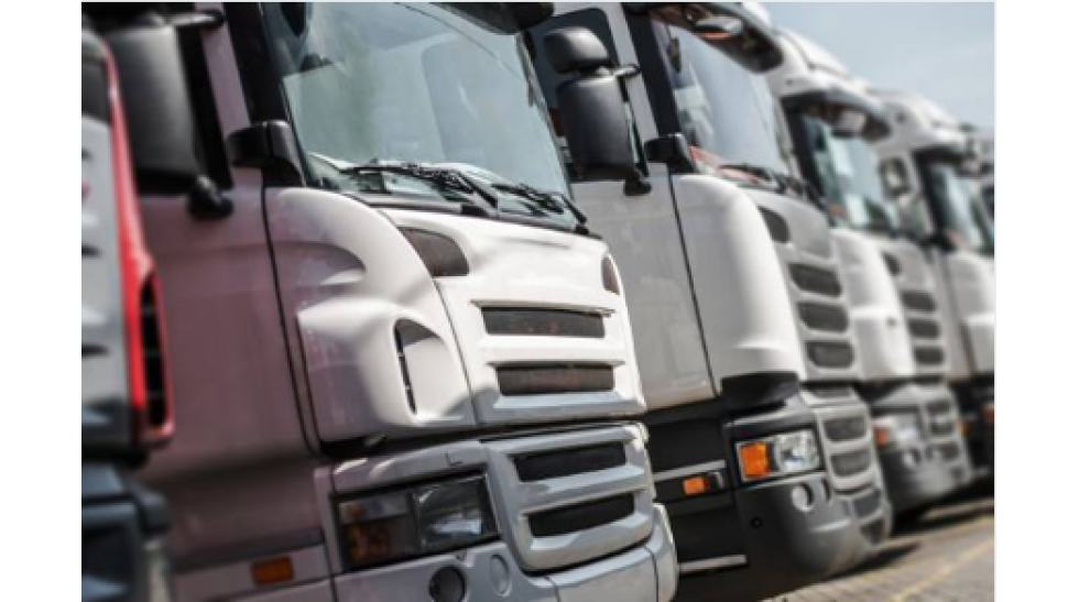 New load securing vehicle operator guidance
