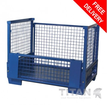 Wire Mesh Stillage (Collapsible)