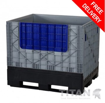 Collapsible Pallet Box 820Litres