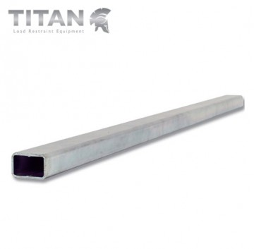 Load Restraint Bar 60mm x 40mm 2.5metre length