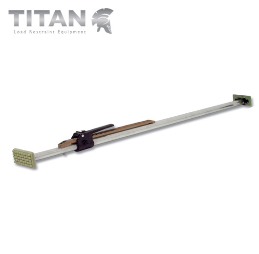 Cargo Ratchet Bar Adjustment Range 2.3m - 2.6m