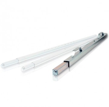 Square Sprung Loaded Shoring Bar Adjustable 2.1m to 2.53m Length