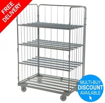 Jumbo Shelf Trolley (17.200.3)