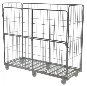 Super Jumbo Roll Container 4 Sided Half Drop Gate (17.300HG)
