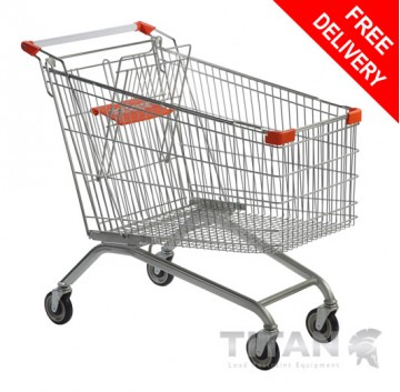 210 Litre Shopping Trolley