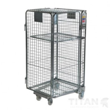 Full Security A Frame Roll Cage