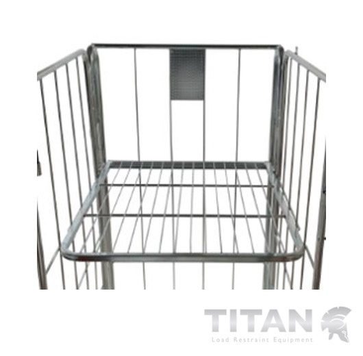 Hinged Shelf for Nestable Cage 735mm x 850