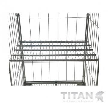 Loose Shelf for Jumbo Demountable Cages (17.200HG / 17.200.3)
