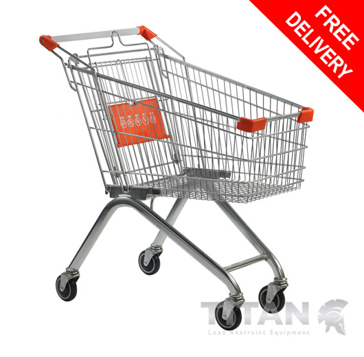 100 Litre Shopping Trolley
