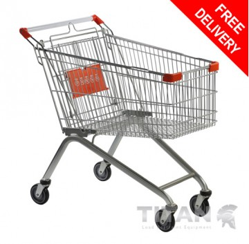 150 Litre Shopping Trolley