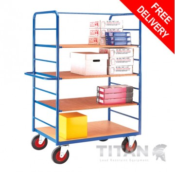 Heavy Duty Shelf Truck