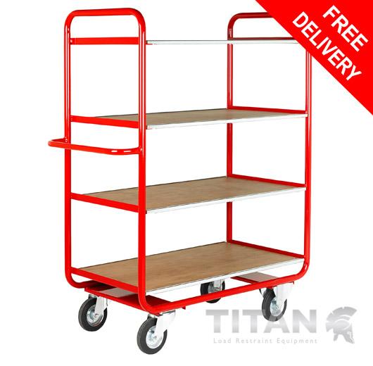 Shelf Truck 3 Decks (TT116)
