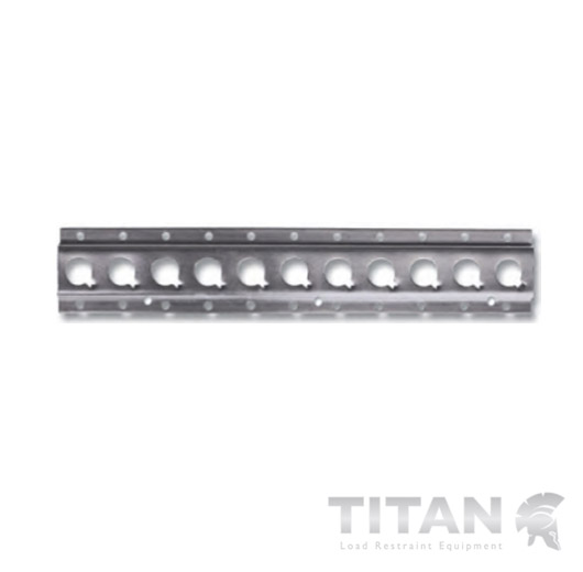 1806 Zinc Plated Load Restraint Track 3Metre Length